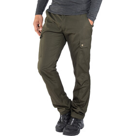 Pinewood Finnveden Tighter Pantalones Hombre, moos green